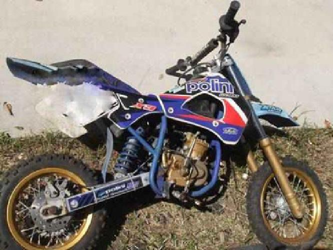 50cc Dirt Bikes For Sale Near Me 32206 cc Polini Minimoto