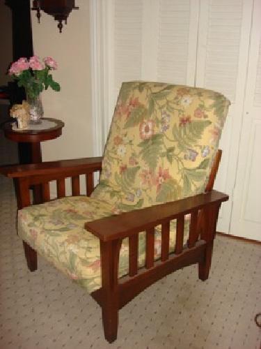 Merveilleux $225 ETHAN ALLEN Mission Style Chair