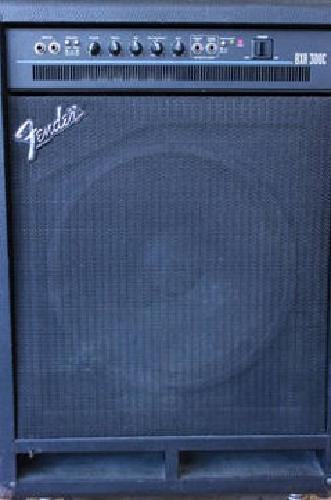 225 fender bxr 300c bass combo amp 300 watt bxr300 for. Black Bedroom Furniture Sets. Home Design Ideas