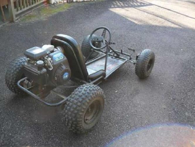 225 Go Kart For Sale 5hp Honda Engine Runs And Works