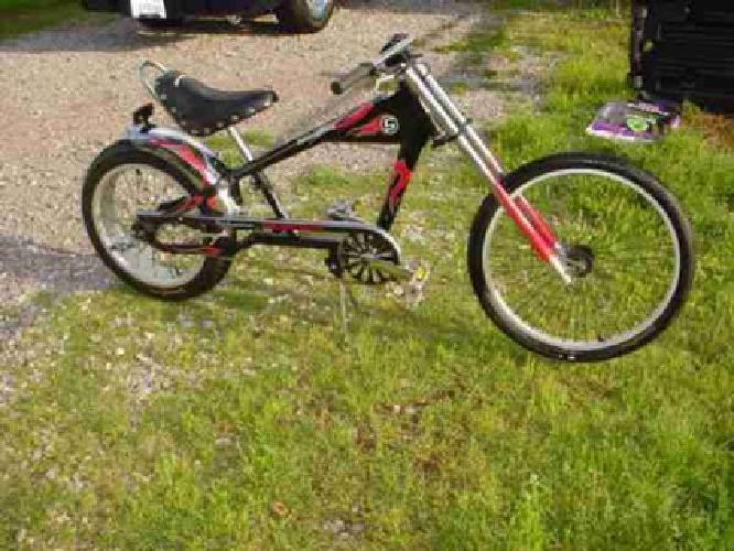 $225 OCC Chopper Bicycle (Choctaw)