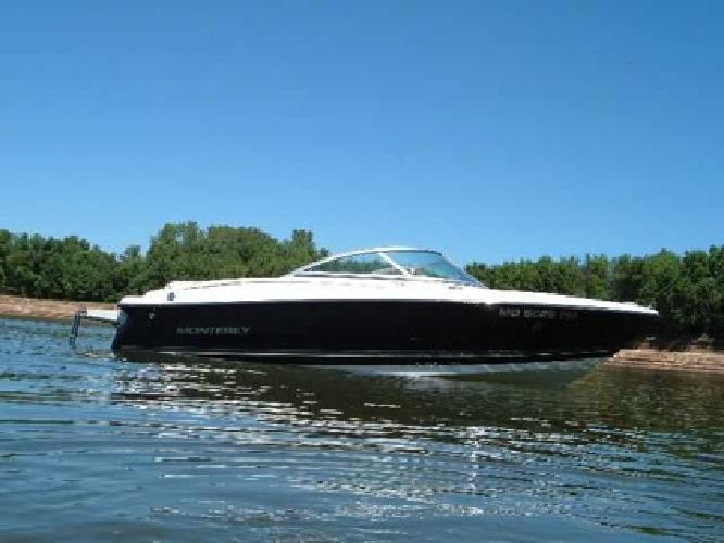 $22,000 2008 Monterey 180 FS