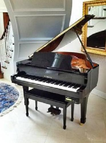 22 499 yamaha disklavier conservatory grand piano for for Yamaha disklavier grand piano