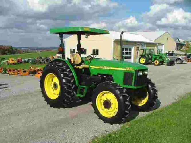 $22,500 2002 John Deere 5420 for sale in Dundee, Ohio Classified
