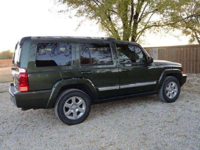 22 500 2008 jeep commander for sale in wichita kansas classified. Black Bedroom Furniture Sets. Home Design Ideas