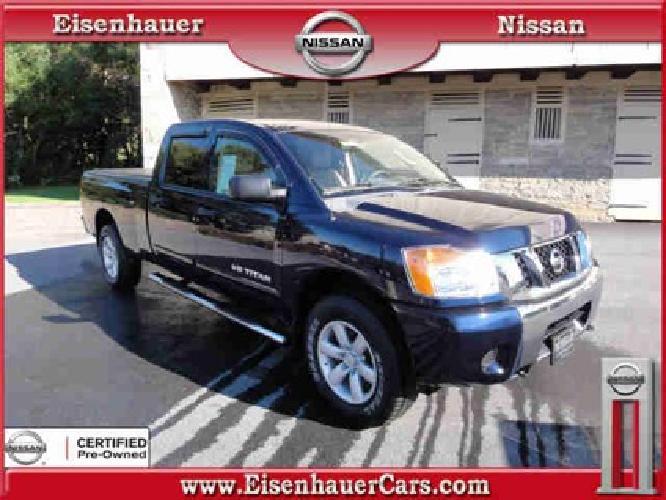 $22,777 2008 Nissan Titan SE