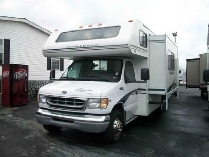 22 900 2002 winnebago minnie winnie for sale in for Queen city motors springfield mo