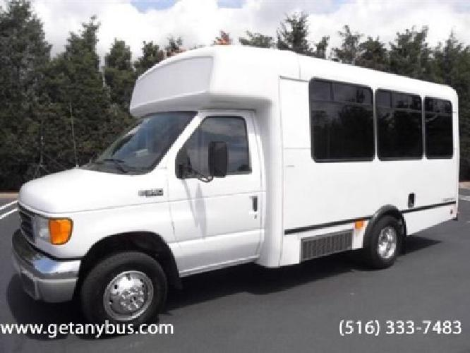 22 900 used buses 2004 ford e 450 wheelchair lift used for Handicap mobile homes for sale