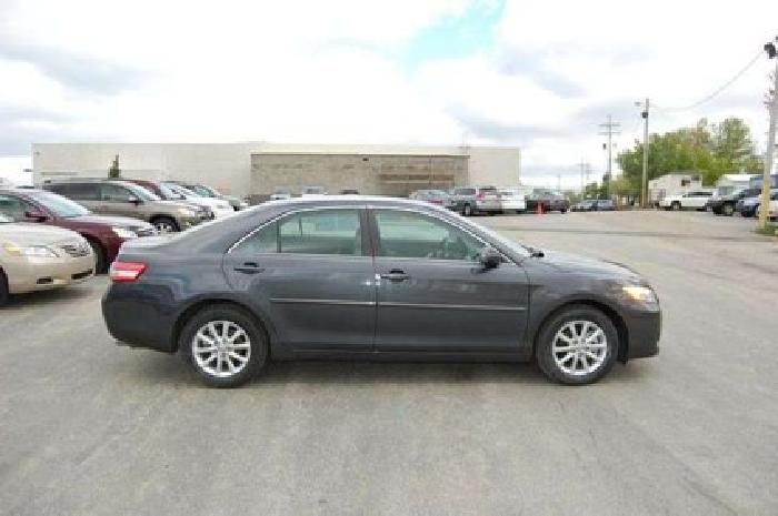 $22,903 2011 Toyota Camry XLE