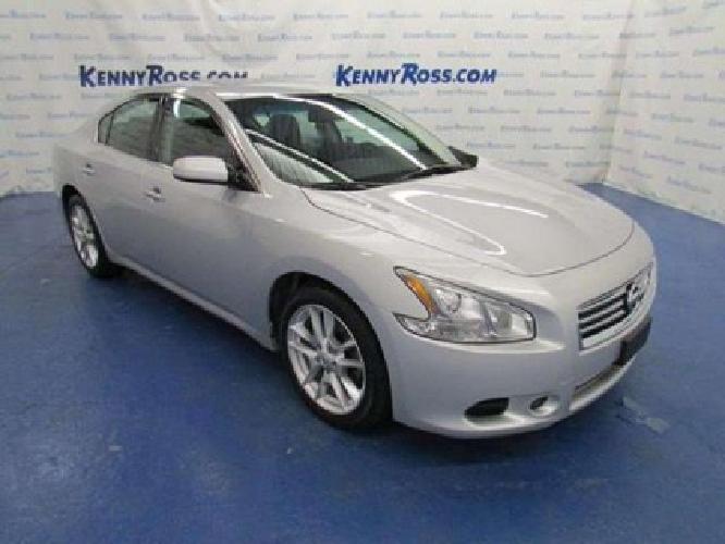 $22,968 2013 Nissan Maxima 4dr Sdn 3.5 S