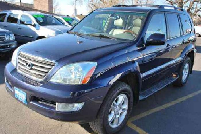 $22,990 Used 2006 Lexus GX 470 for sale.