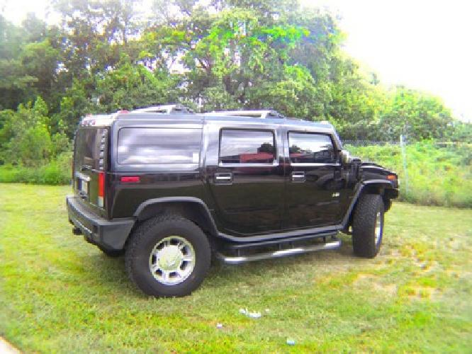 $23,000 2007 Hummer H2 Xtra Clean Fully Loaded U Must See and U Must Buy