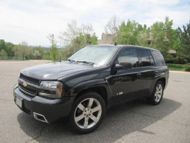 23 000 2008 chevy trailblazer ss for sale in denver colorado classified. Black Bedroom Furniture Sets. Home Design Ideas