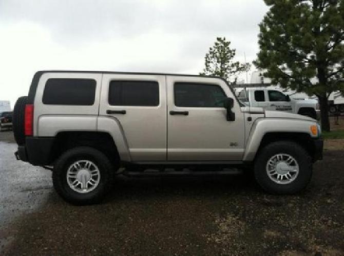 $23,000 2009 Hummer H3