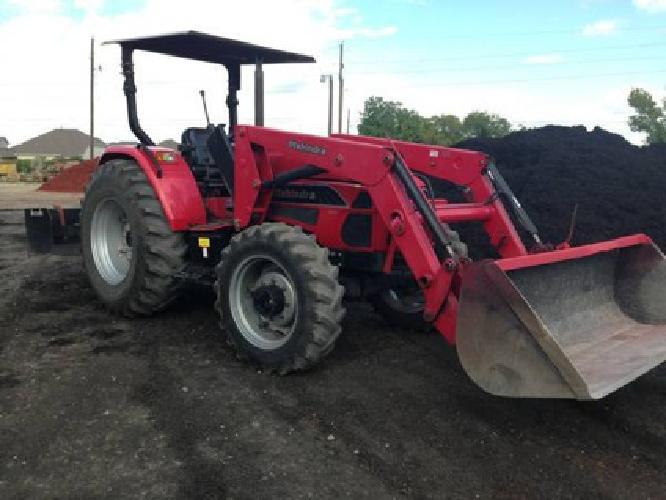 Te Bouwen En Wonen Tractor For Sale Houston Texas