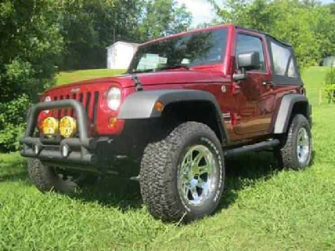 23 500 used 2012 jeep wrangler 2 door sport 4x4 for sale in baldwin georgia classified. Black Bedroom Furniture Sets. Home Design Ideas