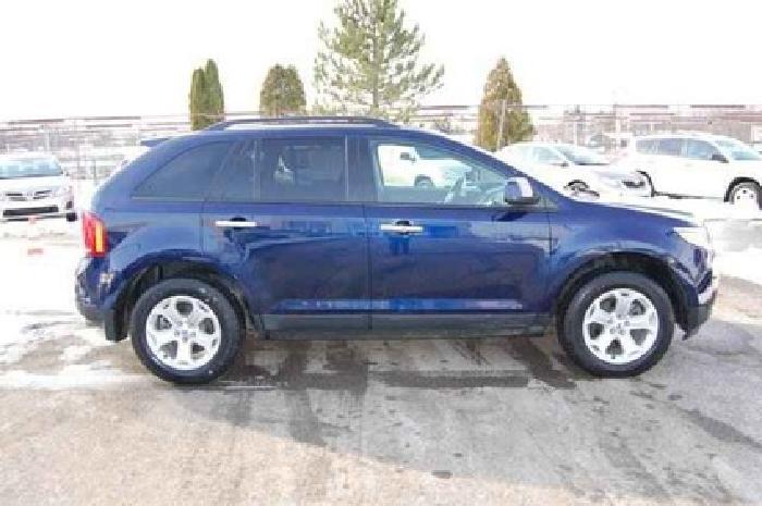 $23,503 2011 Ford Edge SEL