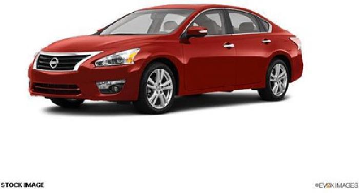 $23,555 2013 Nissan Altima 2.5 S