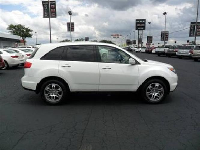 Acura   Sale on 23 820 2008 Acura Mdx 3 7l For Sale In Boerne  Texas Classified