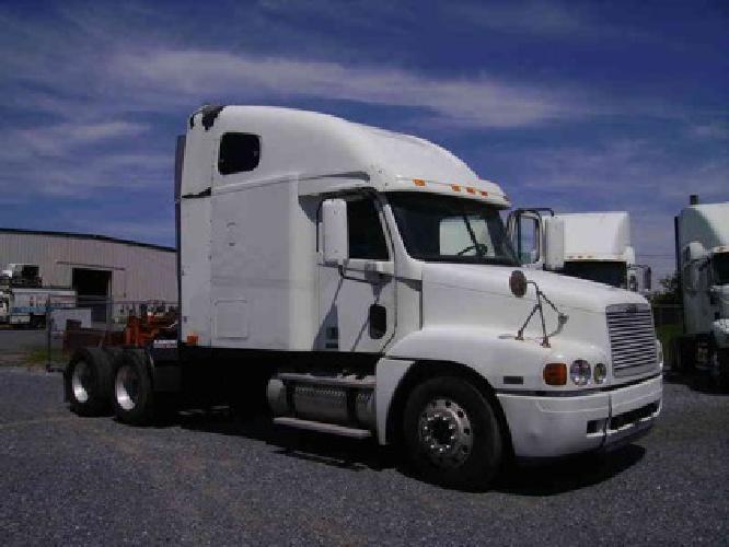 $23,900 2004 FREIGHTLINER CENTURY Tandem Axle Sleeper