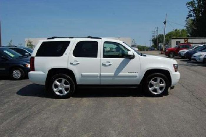 $23,903 2007 Chevrolet Tahoe