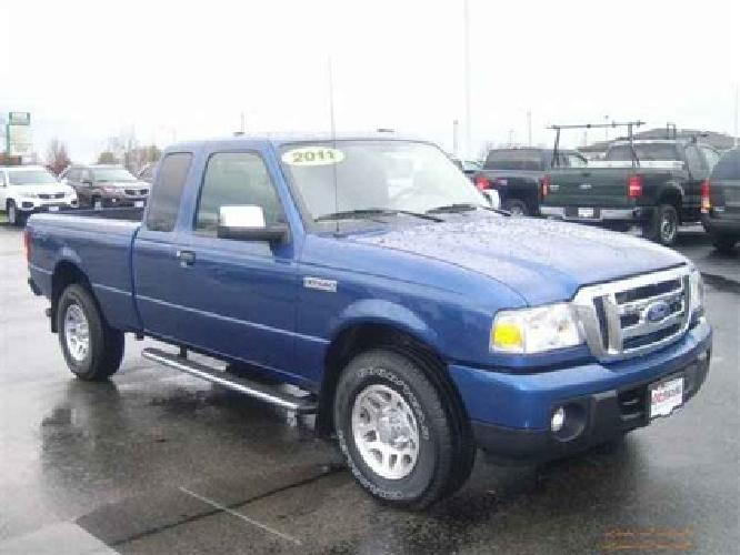 23 988 2011 Ford Ranger Xlt For Sale In Bloomington