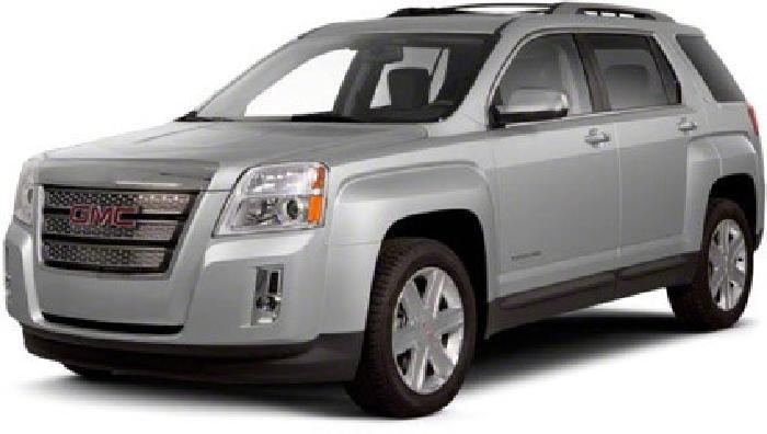 $23,990 2011 GMC Terrain SLE-2