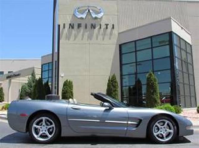 $23,995 2003 Corvette Convertible Anniversary