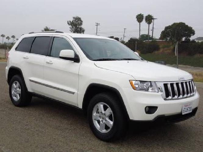$23,995 2012 Jeep Grand Cherokee Laredo 4x2