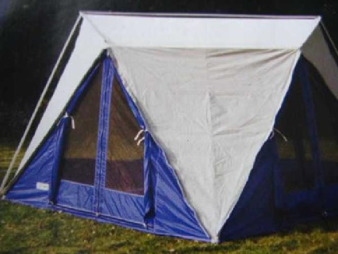 $240 Springbar Tent. Model 7199 Modular expandable u0026 nice Canopy & $240 Springbar Tent. Model 7199 Modular expandable u0026 nice Canopy ...