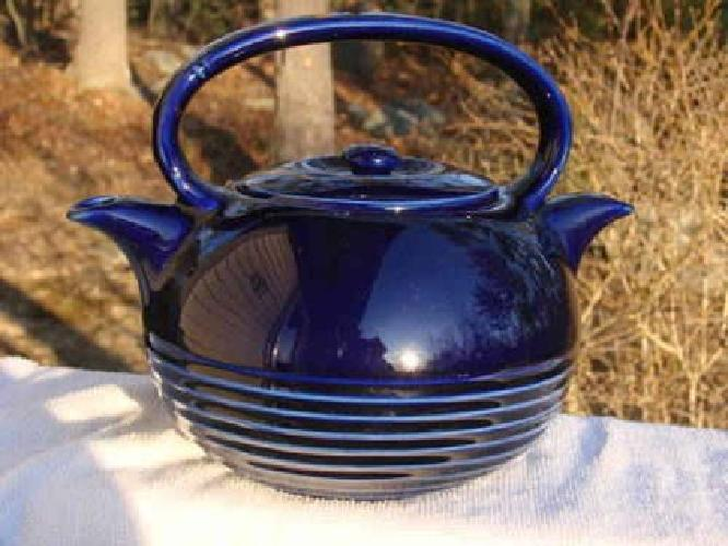 $249 Rare Vintage Hall TwinSpout Teamaster, in Cobalt Blue, Incredible item