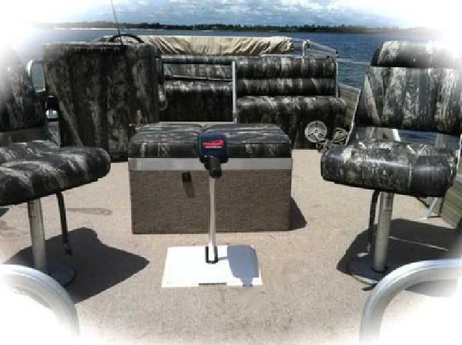 249 Trolling Motor Mount For Pontoon Boat For Sale In