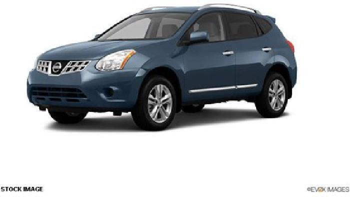 $24,385 2012 Nissan Rogue S