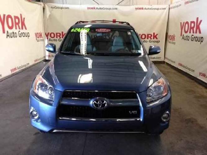 $24,450 2010 Toyota RAV4 Ltd
