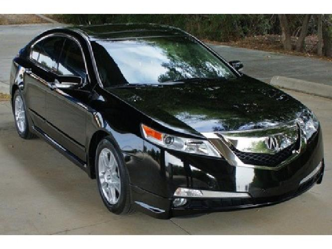 24 500 2009 acura tl tech package navigation for sale in san francisco california classified. Black Bedroom Furniture Sets. Home Design Ideas