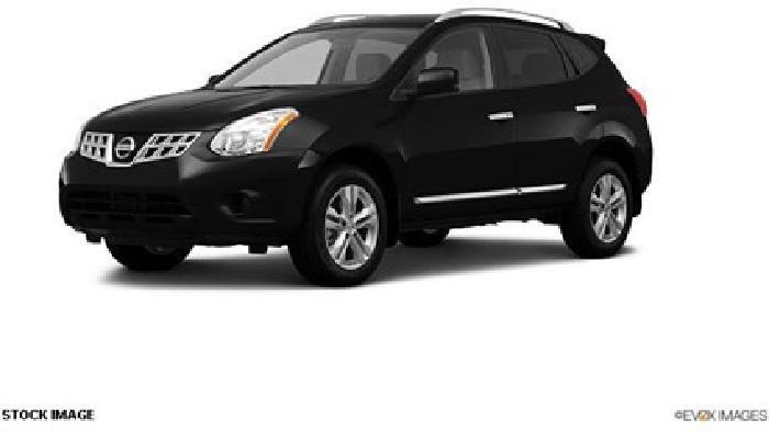 $24,580 2012 Nissan Rogue S