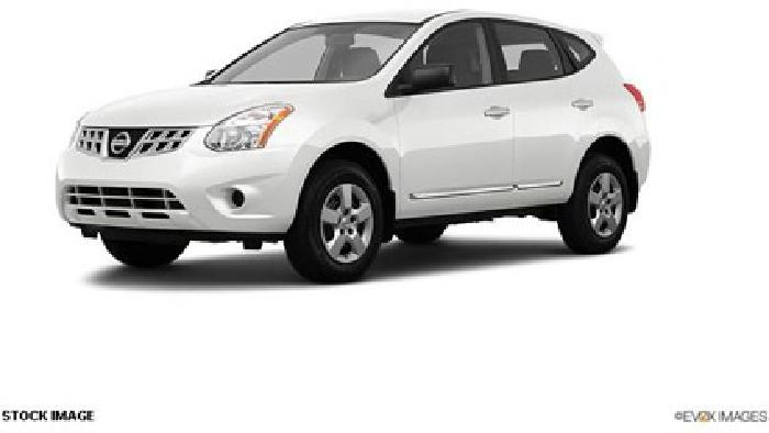 $24,625 2013 Nissan Rogue S
