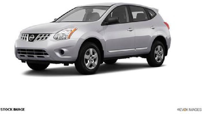$24,820 2013 Nissan Rogue S