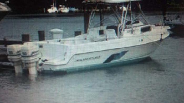 $24,900 1998 24' Aqua Sport 245 Walkaround