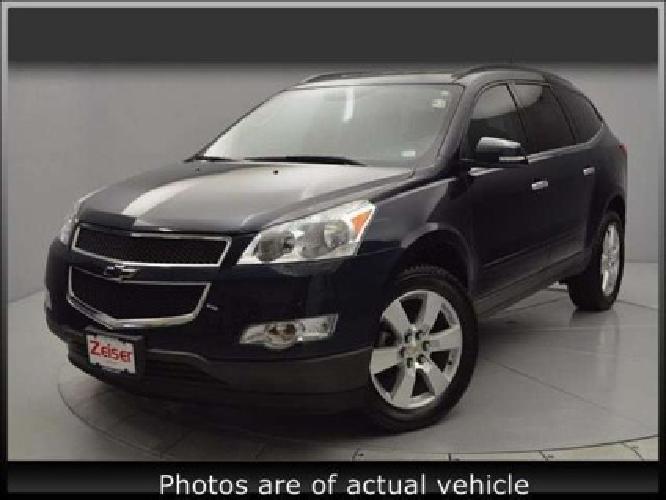 $24,995 2012 Chevrolet Traverse LT w/1LT