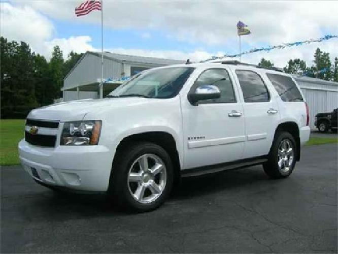 24 995 used 2007 chevrolet tahoe for sale for sale in greenville north carolina classified. Black Bedroom Furniture Sets. Home Design Ideas