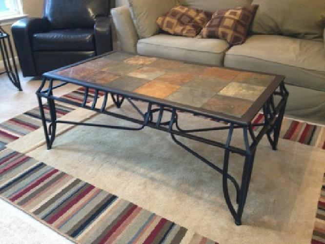 $250 Coffee Table and End Tables