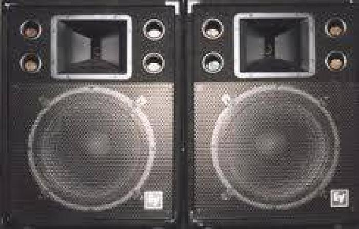250 Ev S 152 Speakers