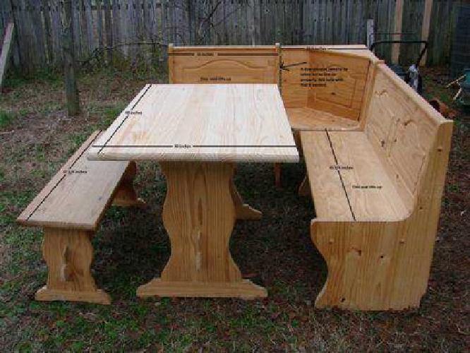 250 kitchen table picnic style for sale in clover south