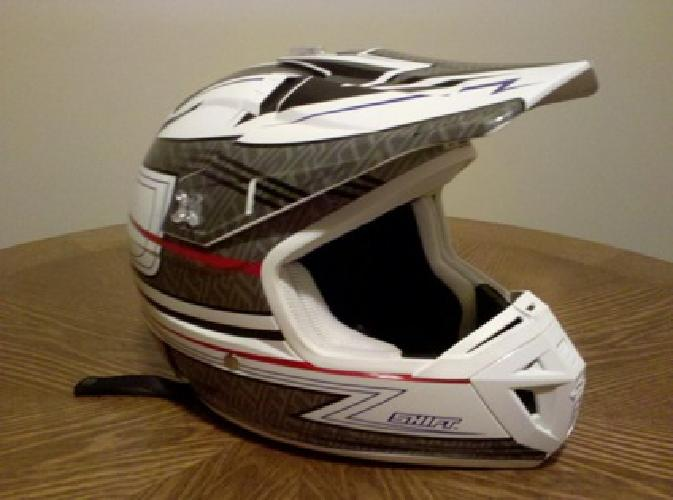 $250 OBO Dirt bike helmet, boots, pants, gloves