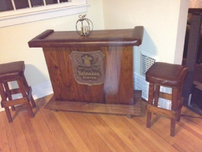 250 Obo Heineken Bar And Stools For Sale In Syracuse New York Classified