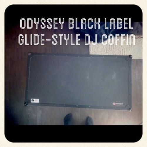 $250 OBO Odyssey Black Label Glide Style Dj Coffin