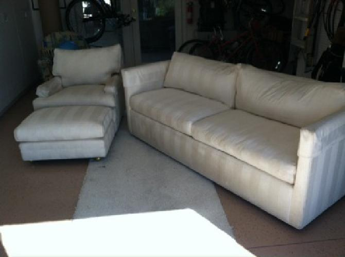 250 obo queen sofa hide a bed with matching chair and ottoman for sale in scottsdale arizona. Black Bedroom Furniture Sets. Home Design Ideas