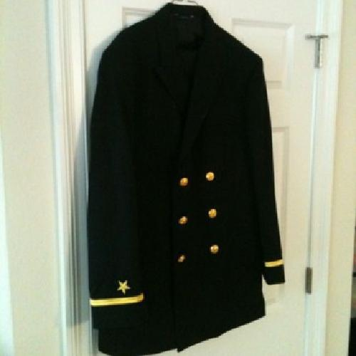 250 us navy service dress blue uniform brooks brothers new for us navy