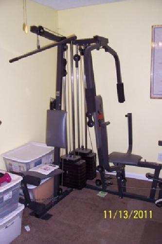 250 Weider 8630 Home Gym For Sale In Munford Tennessee